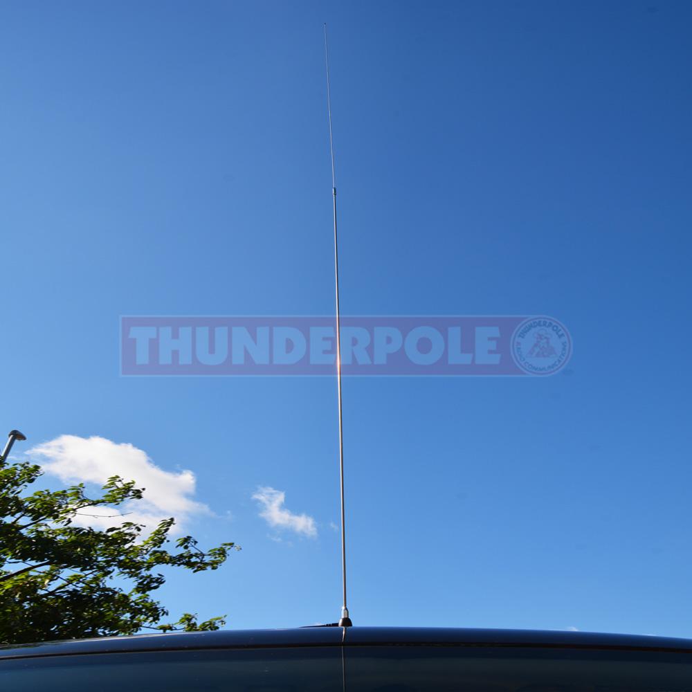 Thunderpole Tank Whip Cb Antennas Thunderpole